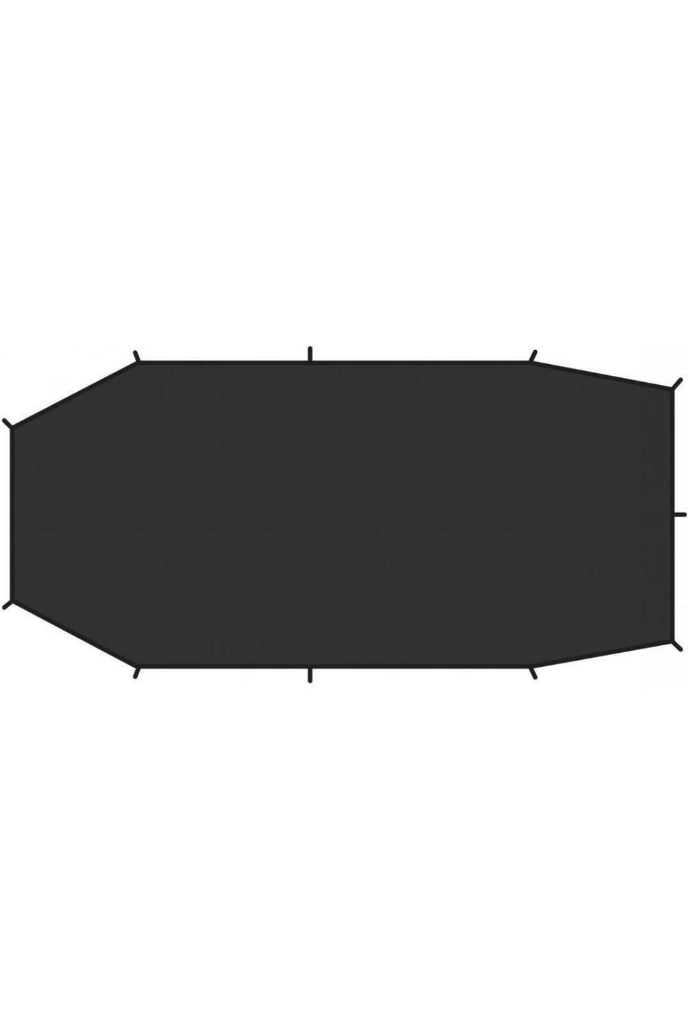 Fjällräven Grondzeil Endurance 3 Footprint - Zwart