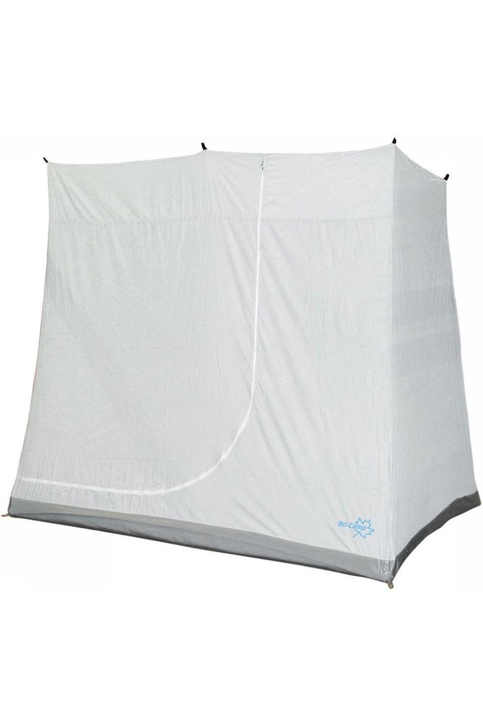 Bo-Camp Voortent Binnentent Voortent 2X1,8X1,75 Meter - Wit
