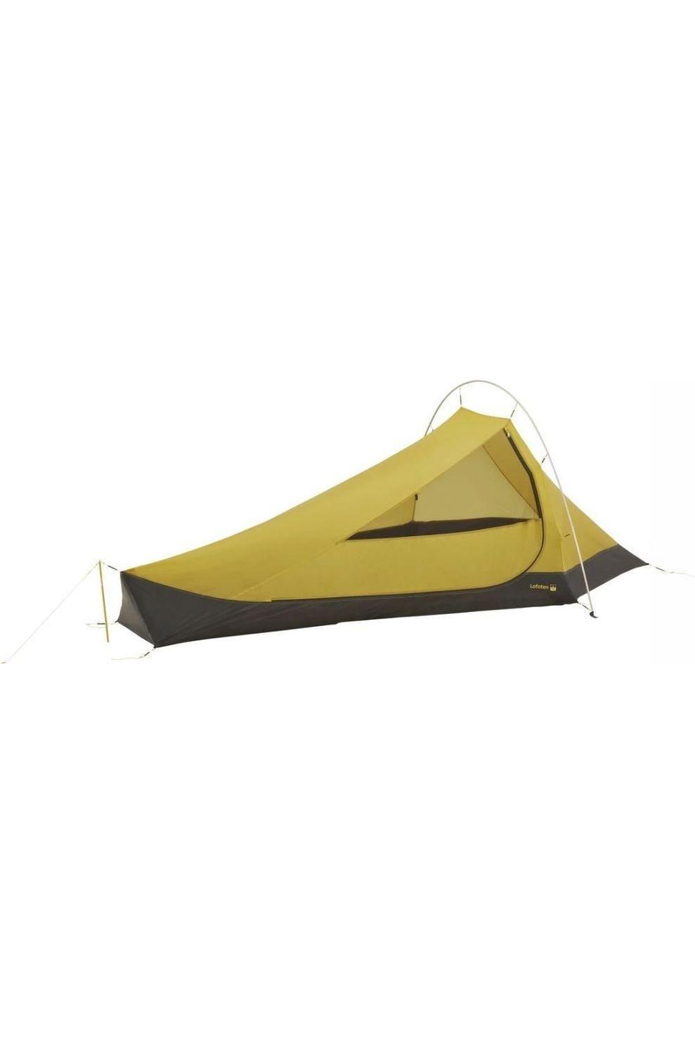 Nordisk Voortent Lofoten - 2 Person Inner Tent - Geel