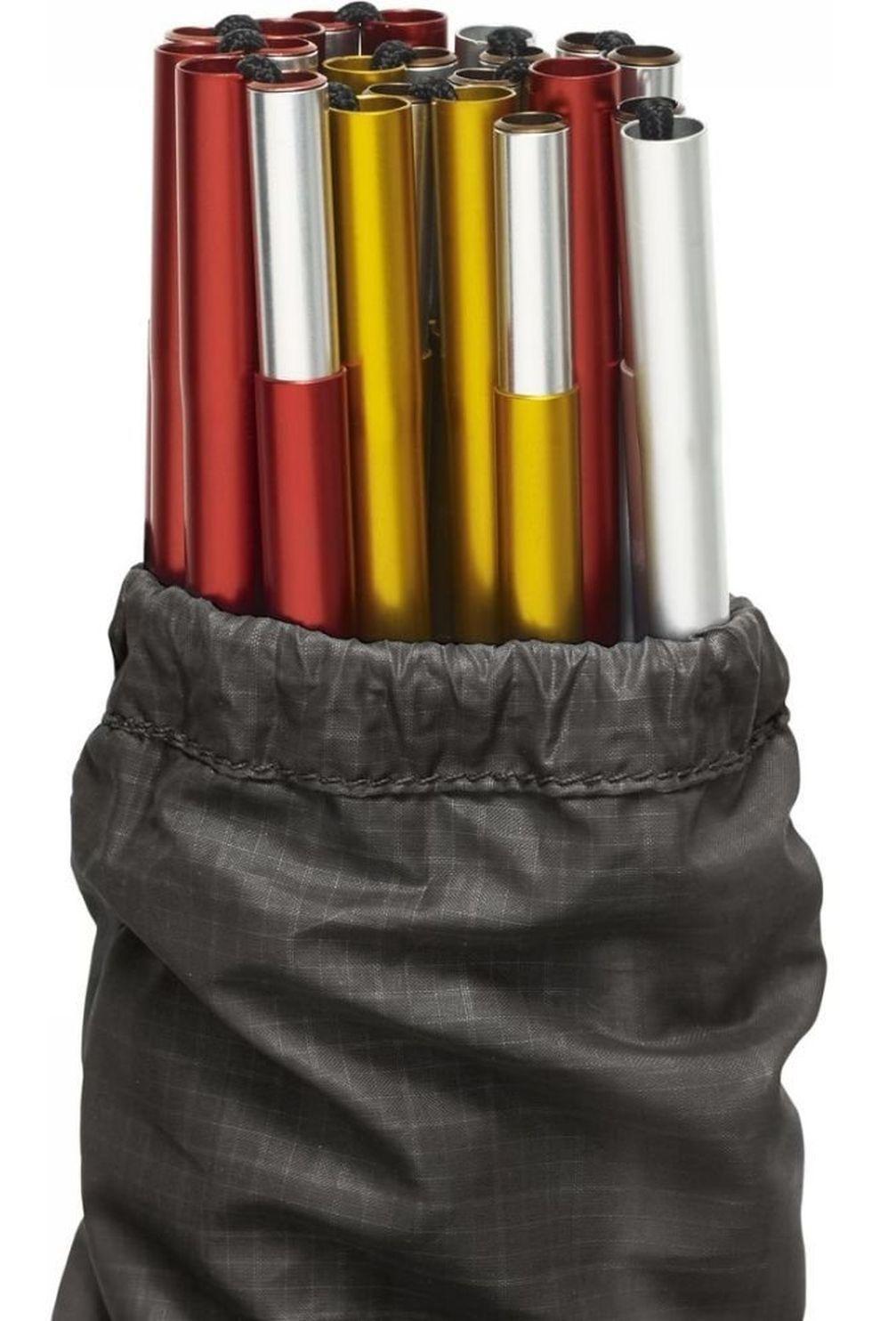 Fjällräven Tentstok Abisko Lite 3 Kit - - Transparant