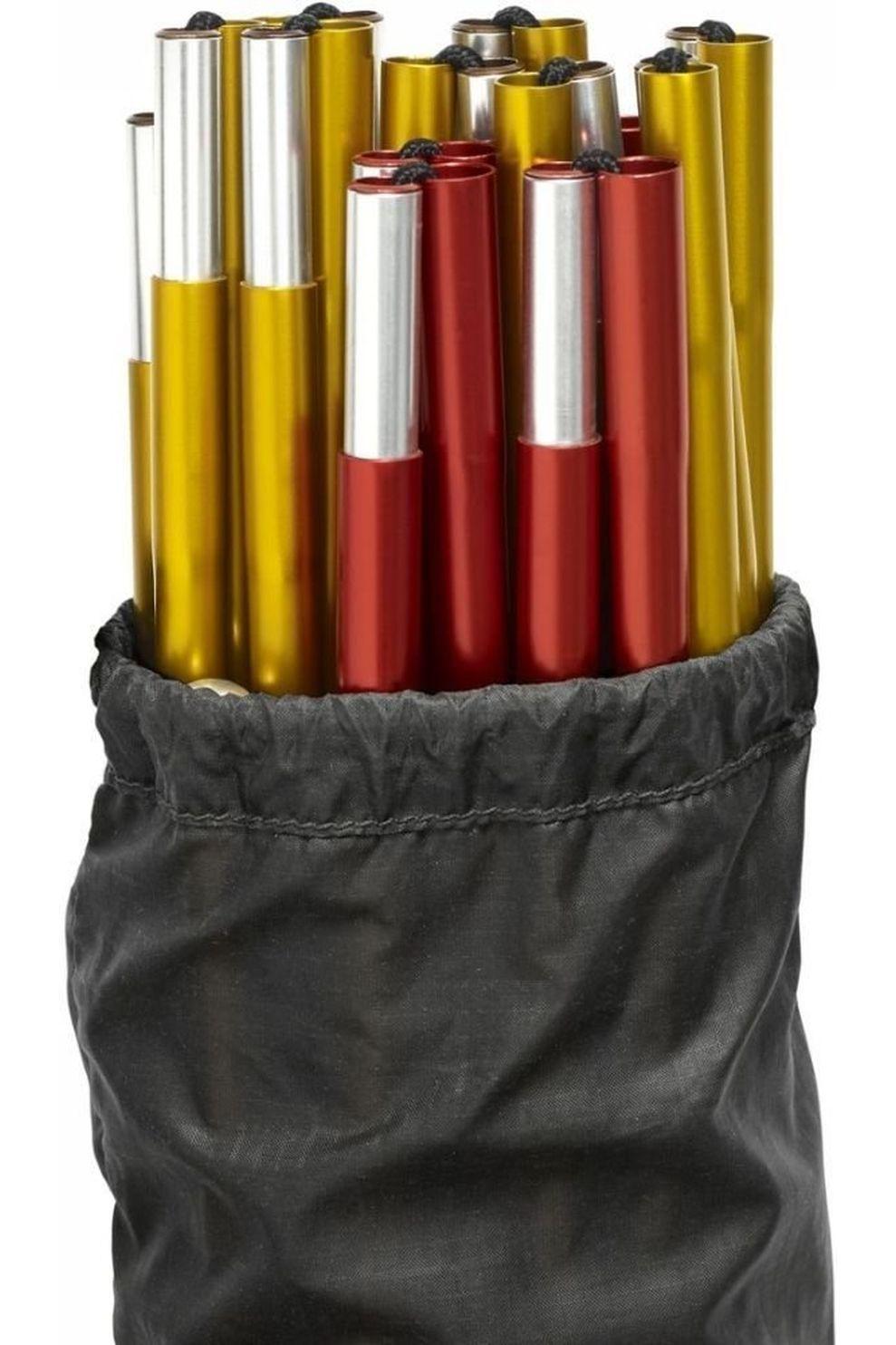 Fjällräven Tentstok Keb Endurance 3 Kit - - Transparant