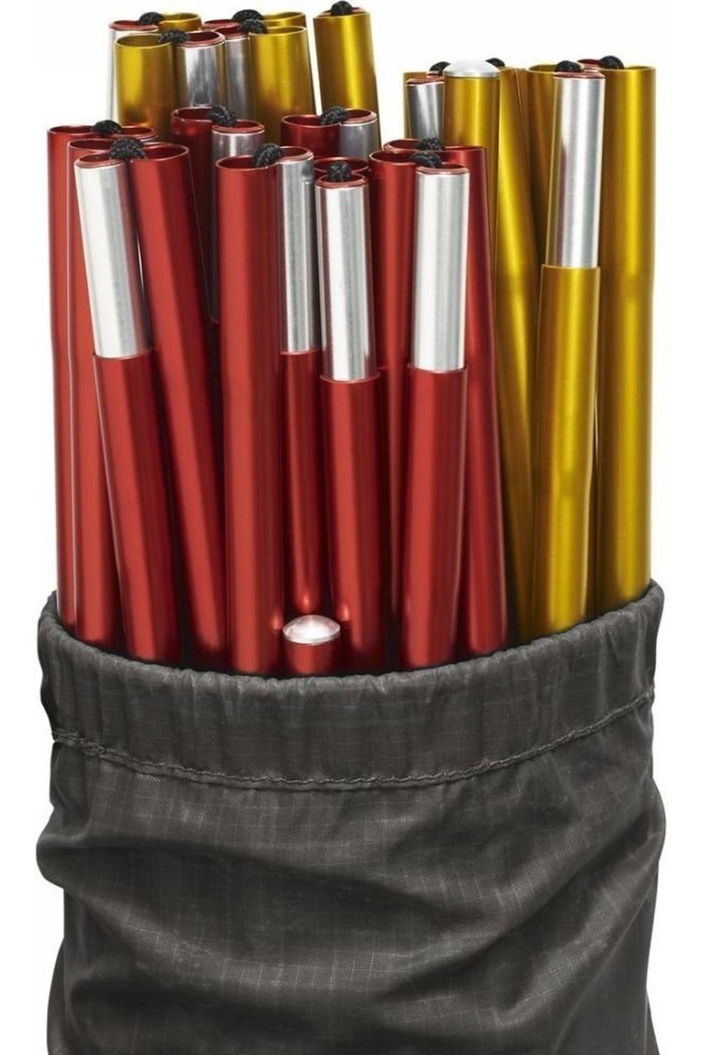 Fjällräven Tentstok Keb Endurance 4 Kit - / Transparant