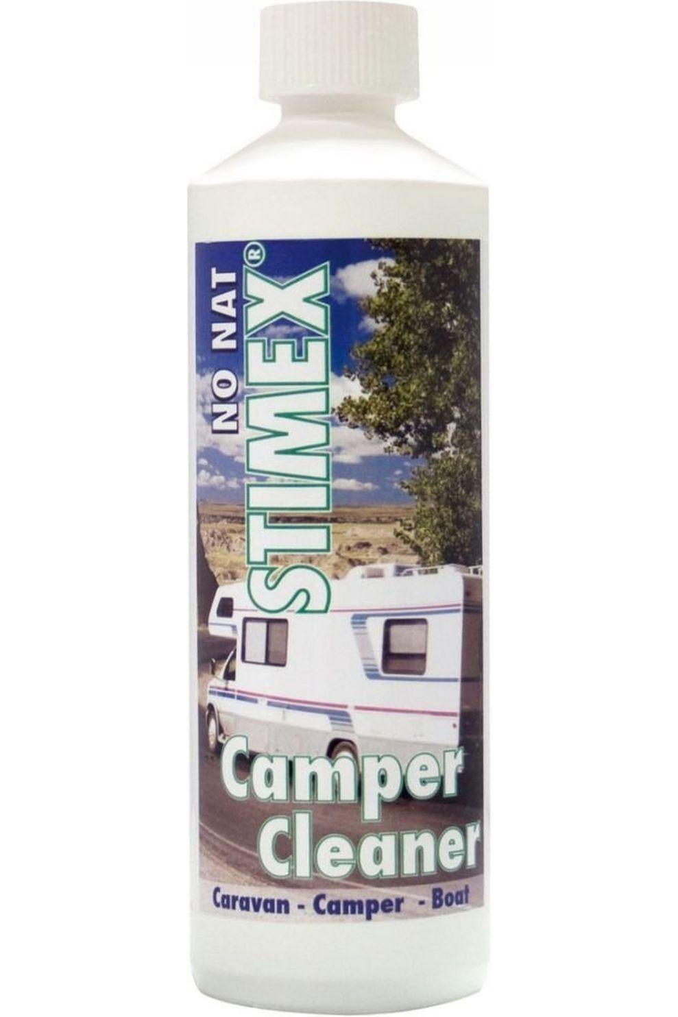 Stimex Onderhoud Onderhoudsmiddel Caravan/Camper/Boot Flacon 500 Ml - Transparant/Transparant