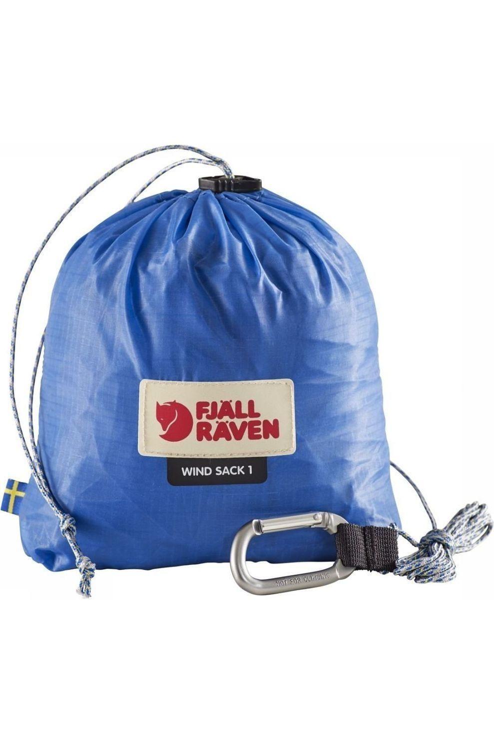 Fjällräven Accessoire Wind Sack 1 - Blauw