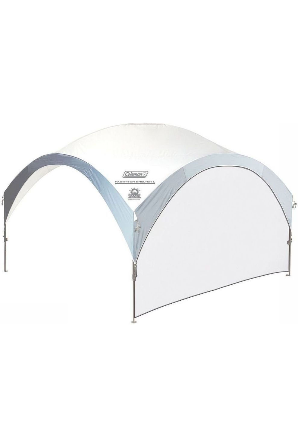 Coleman Accessoire Sunwall Fastpitch Shelter L - Wit