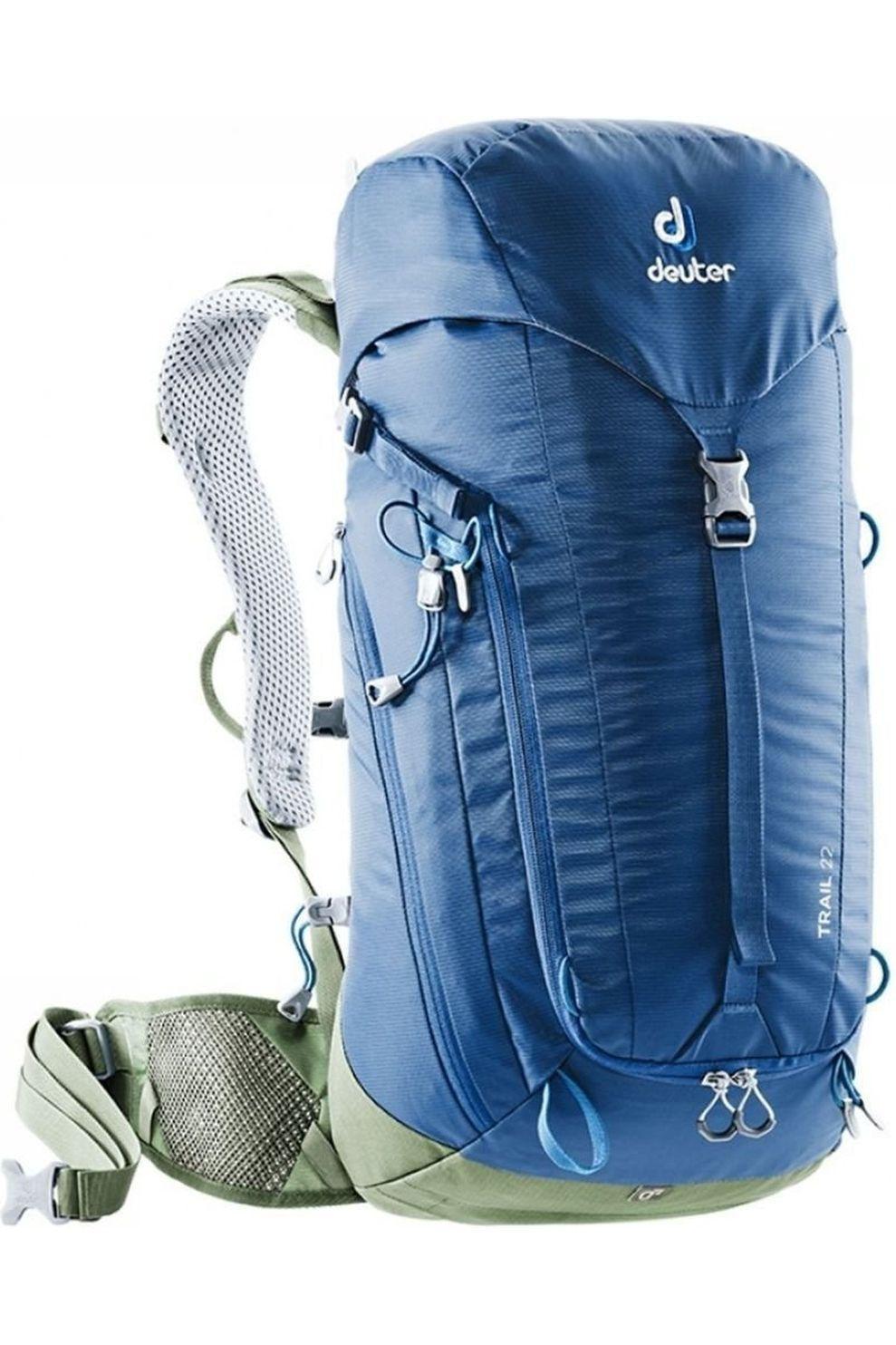 Deuter Dagrugzak Trail 22 - Blauw