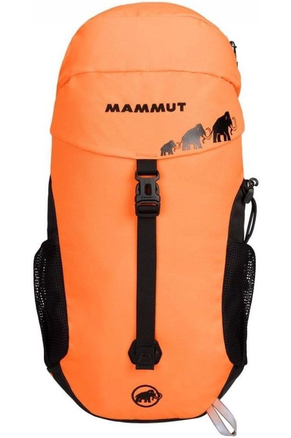 Mammut Dagrugzak First Trion voor kids - Oranje/Zwart