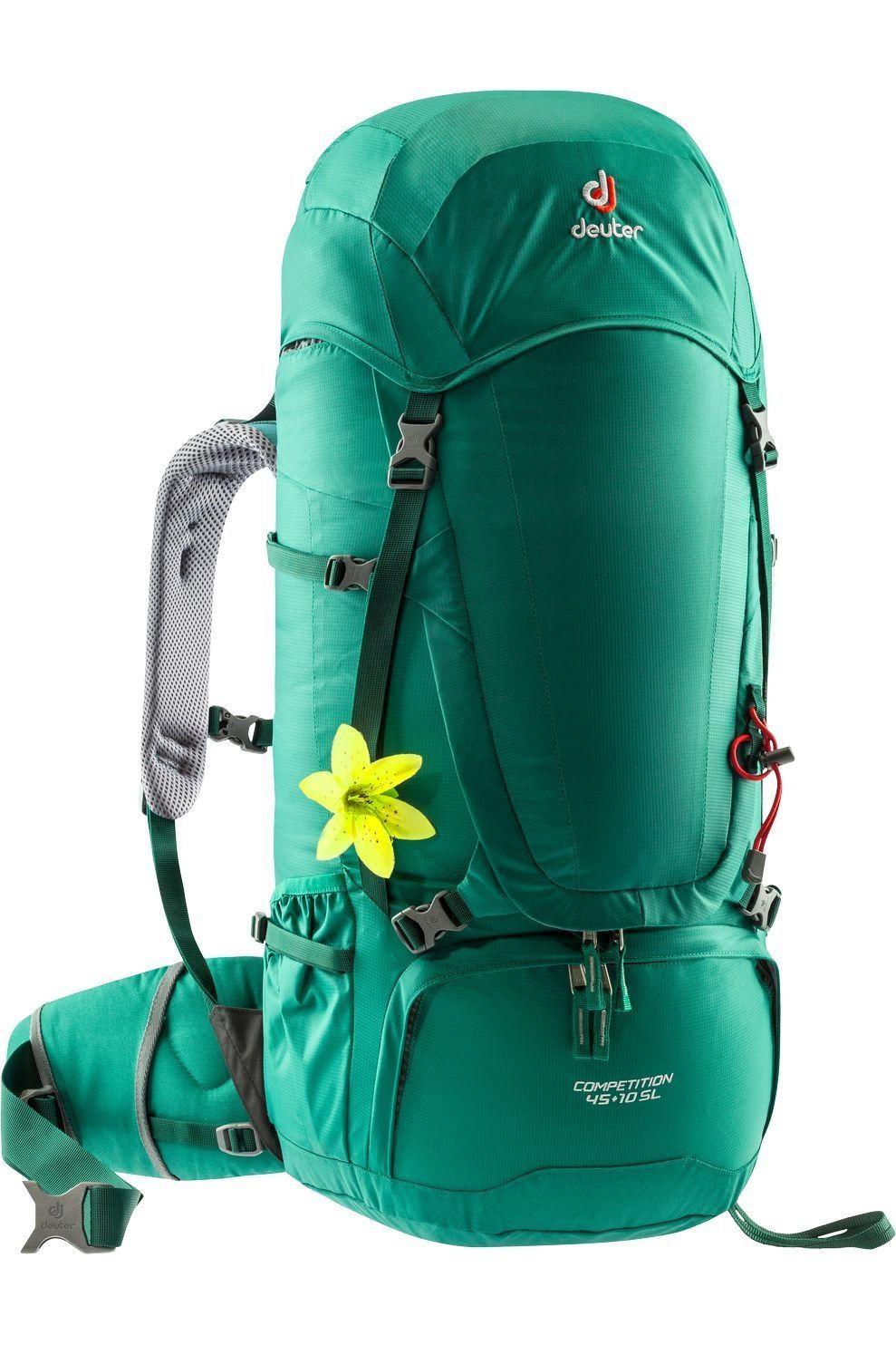 Deuter Tourpack Competition 45+10 SL voor dames - Blauw