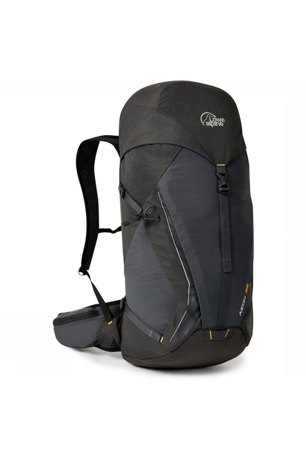 Lowe Alpine Tourpack Aeon 35 voor heren - Grijs - Maat: M-L