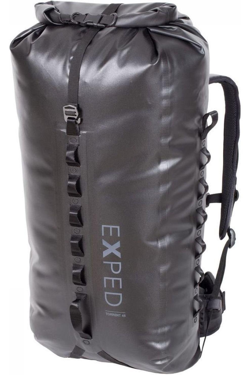 Exped Tourpack Torrent 45 - Zwart