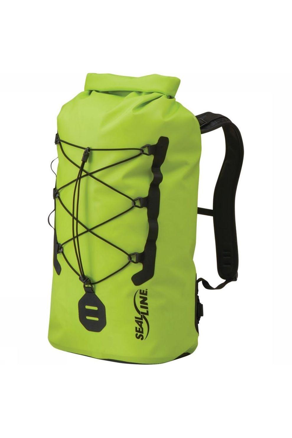 Sealline Tourpack Bigfork Pack - Limoen Groen