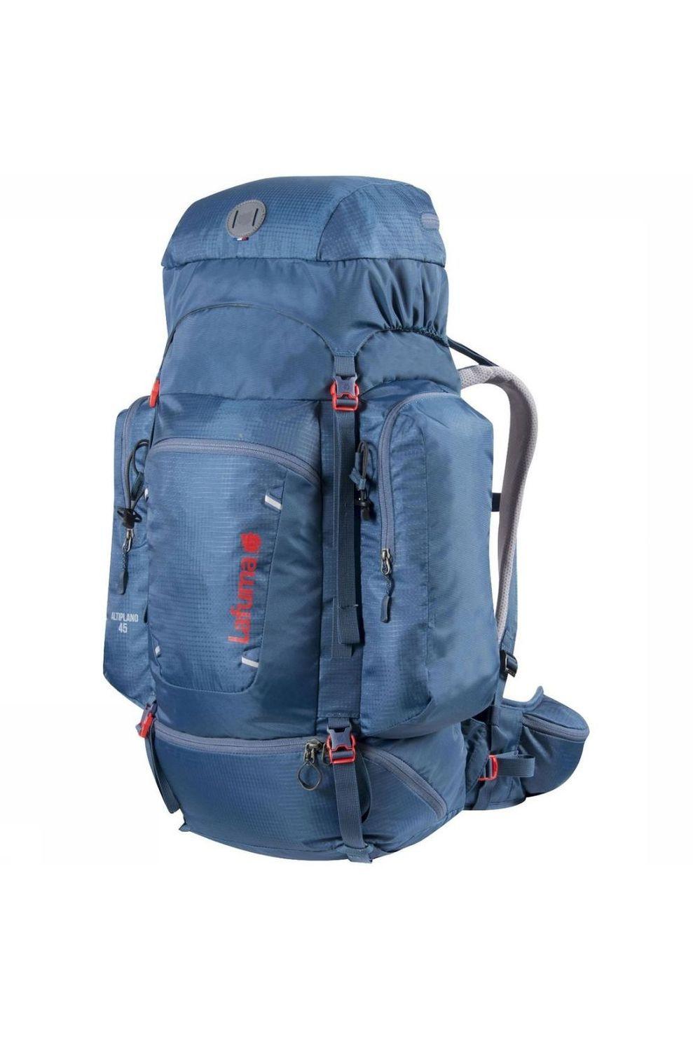 Lafuma Tourpack Altiplano 45 - Blauw/Rood