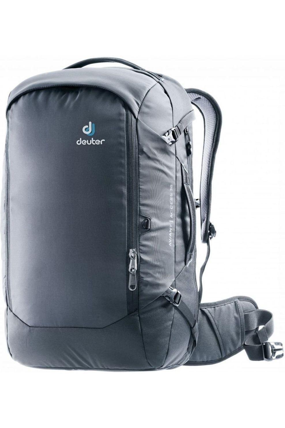 Deuter Tourpack Aviant Access 38 voor heren - Zwart