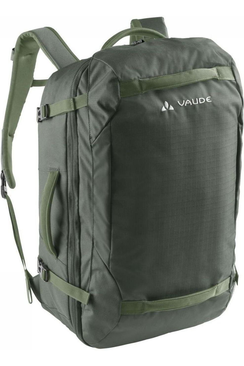 VAUDE Tourpack Mundo Carry-On 38 - MiddenGroen