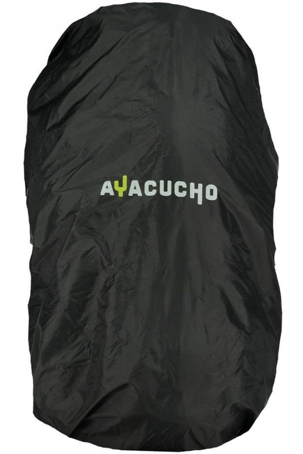 Ayacucho Regenhoes 55 - 80 L - Zwart