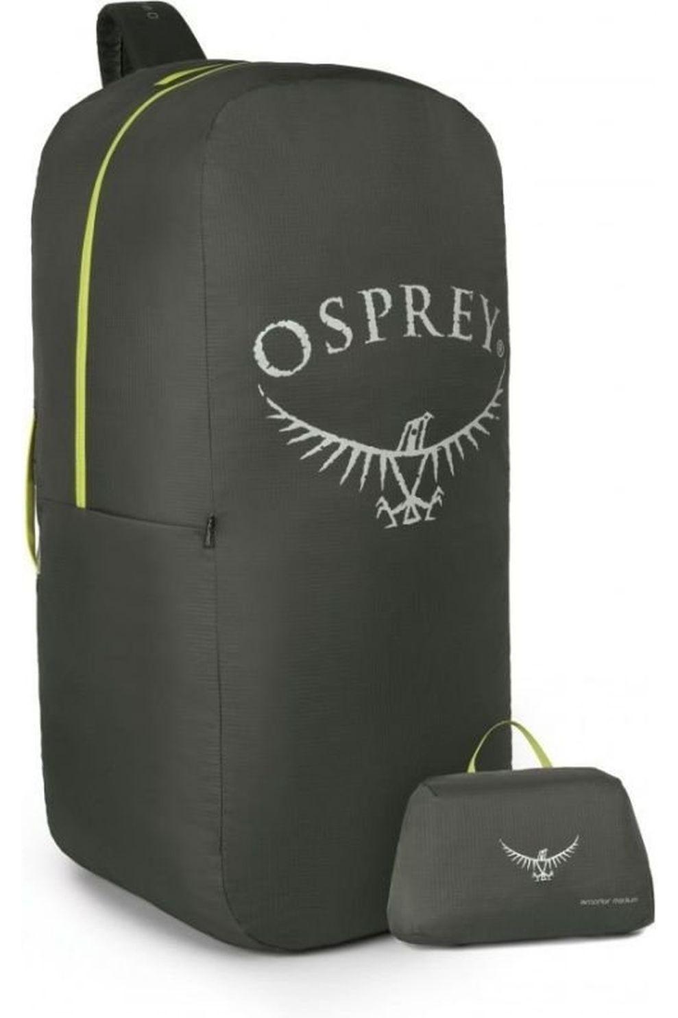 Osprey Rugzak Accessoire Airporter M - Grijs - Maat: M