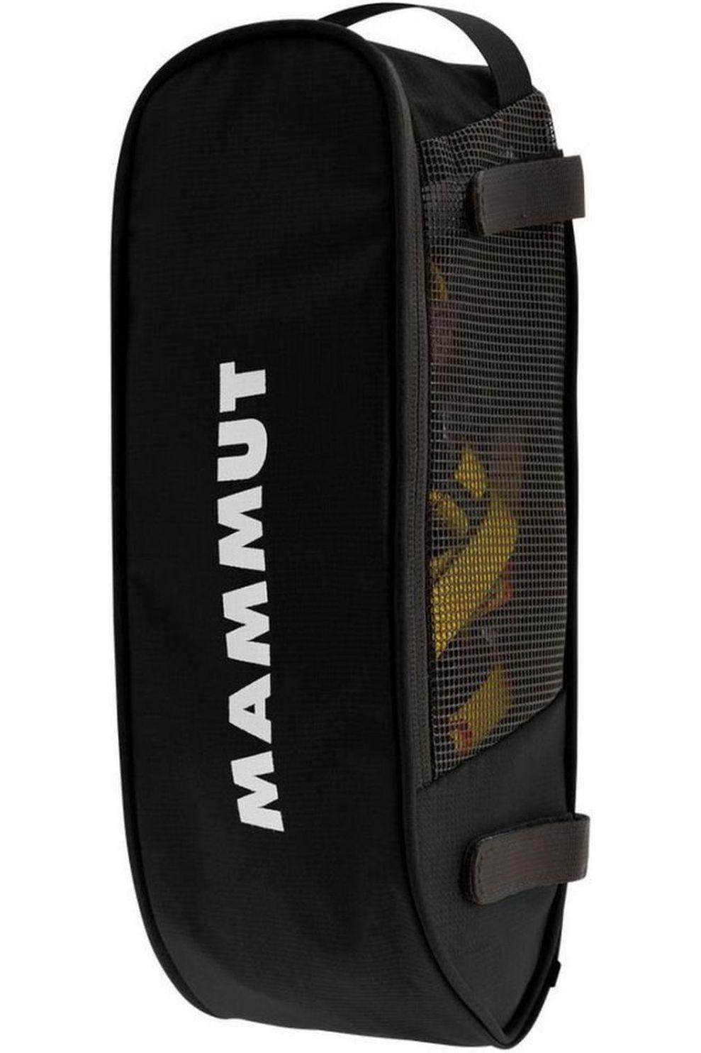 Mammut Rugzak Acc Crampon Pocket - Zwart
