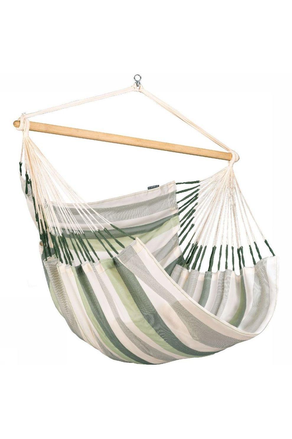 La Siesta Hangmat Domingo Lounger Chair - Groen/ Gemengd