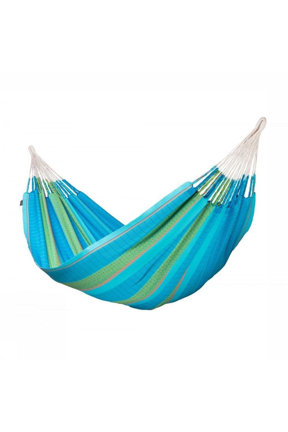 La Siesta Hangmat Flora Kingsize - Blauw