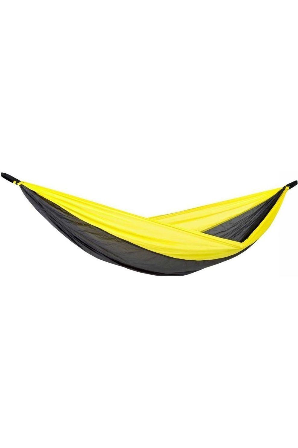 Amazonas Hangmat Adventure Hammock - Geel/Zwart