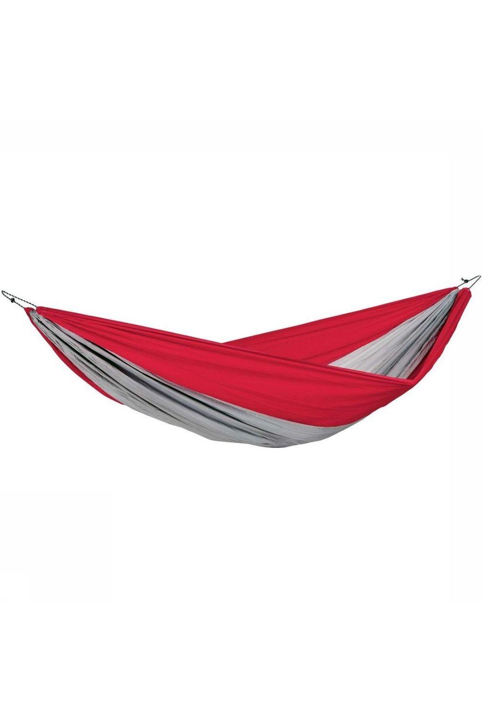 Amazonas Hangmat Silk Traveller Xxl - Grijs/Rood