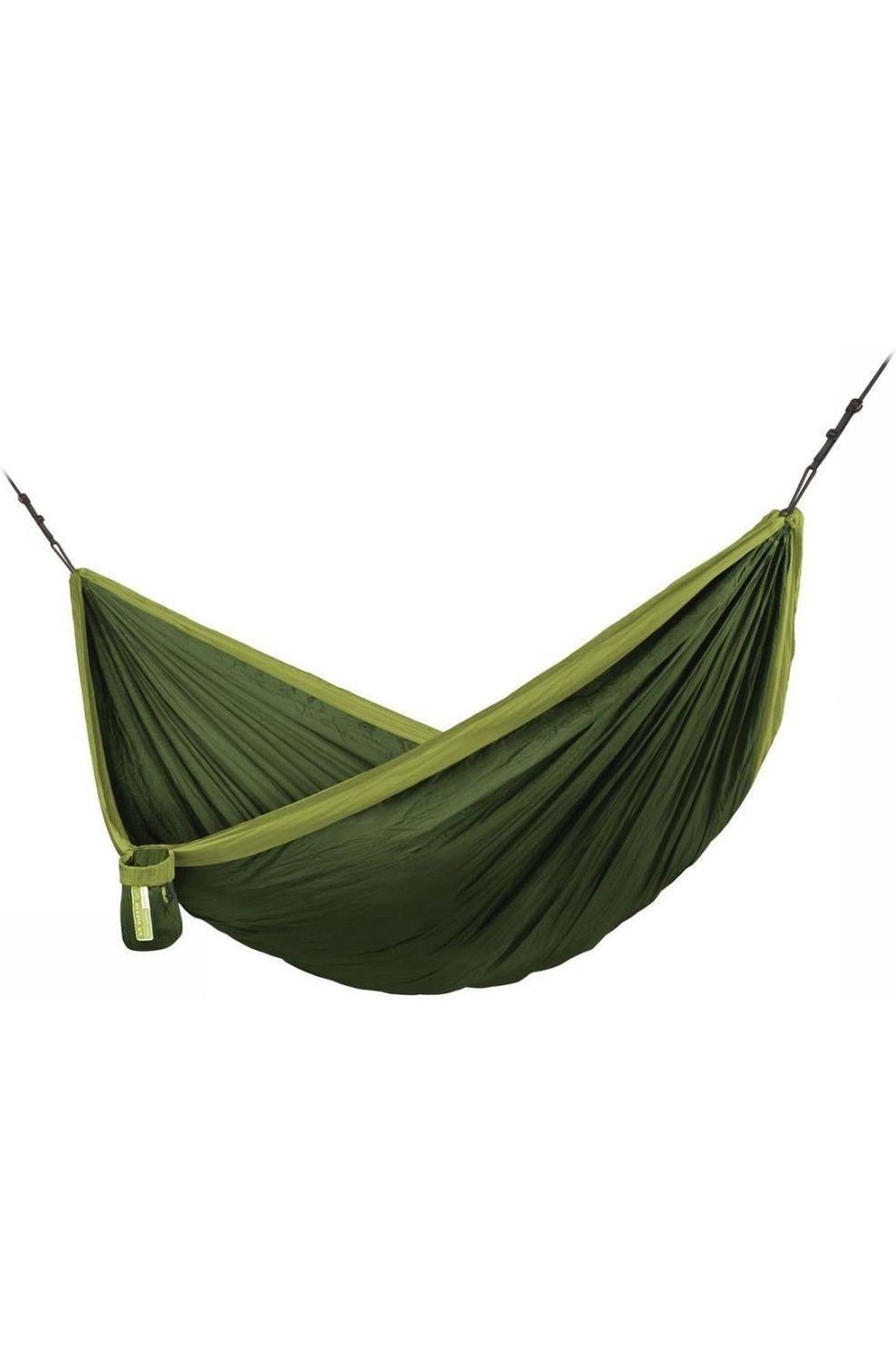 La Siesta Hangmat Colibri 3.0 Single - Groen/MiddenGroen