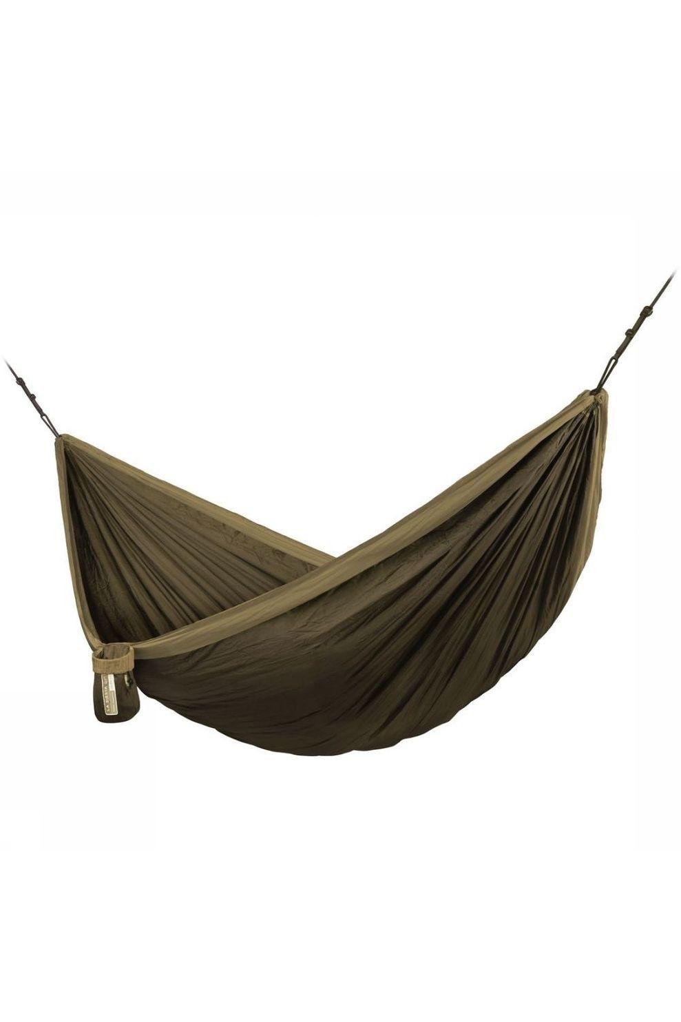 La Siesta Hangmat Colibri 3.0 Single - DonkerGroen