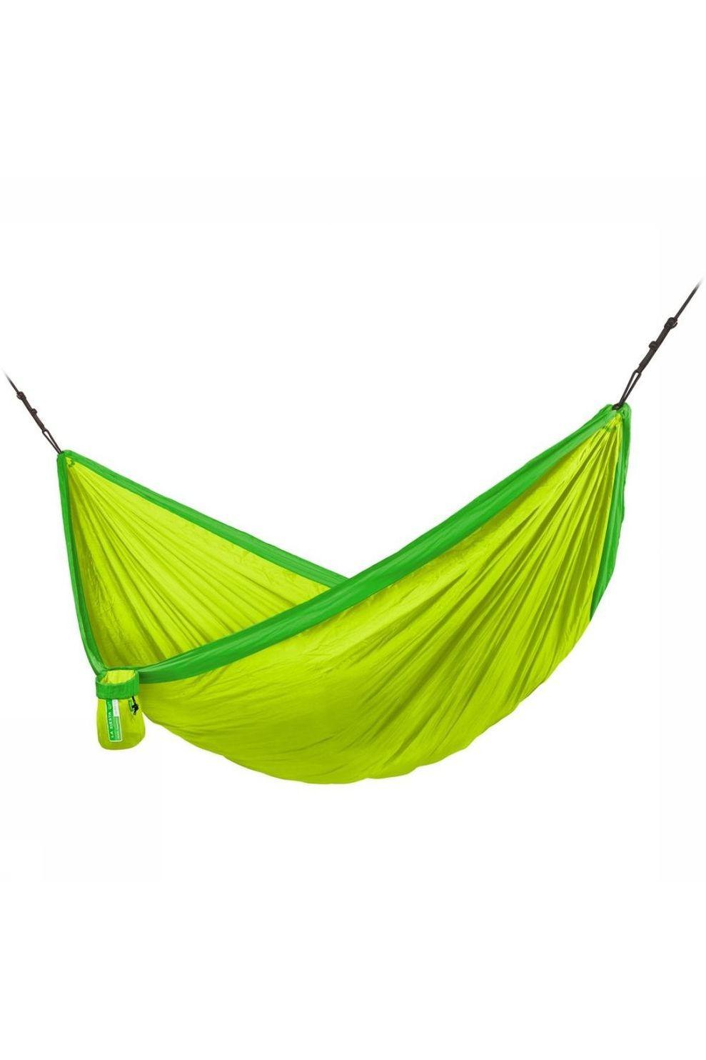 La Siesta Hangmat Colibri 3.0 Single - Limoen Groen