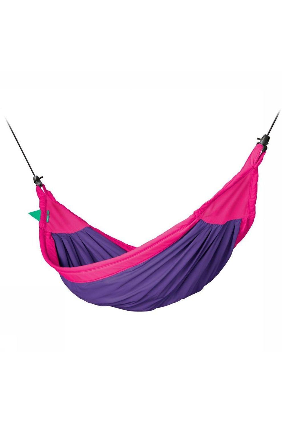 La Siesta Hangmat Moki - Paars/Roze