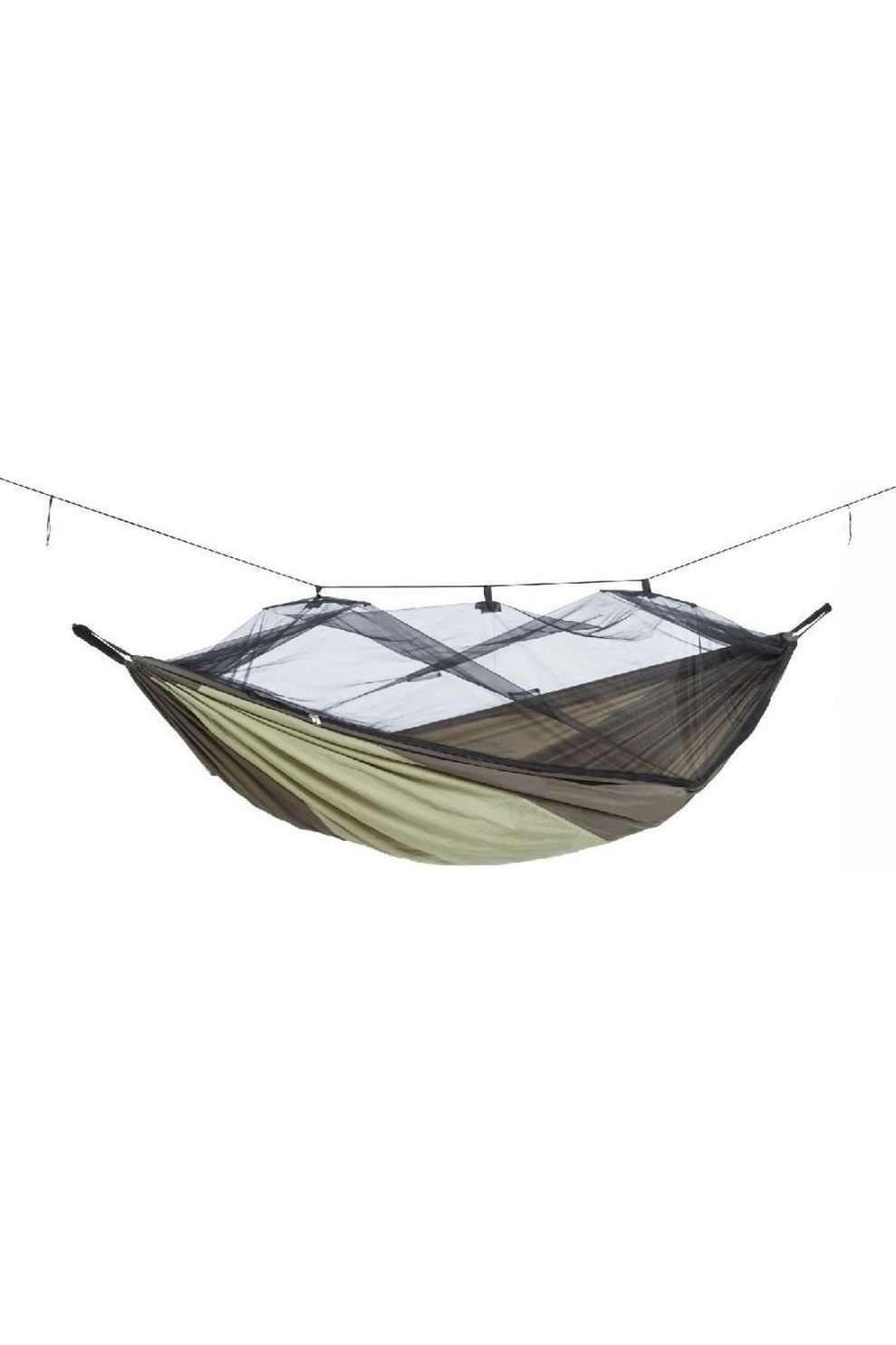 Amazonas Hangmat Moskito-Traveller Thermo Xxl - LichtGroen
