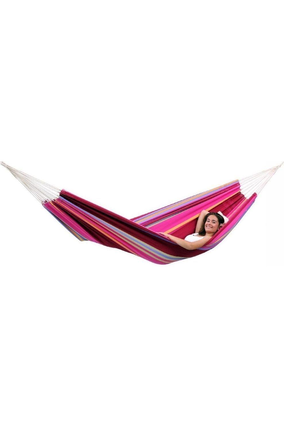 Amazonas Hangmat Barbados - Roze/ Gemengd