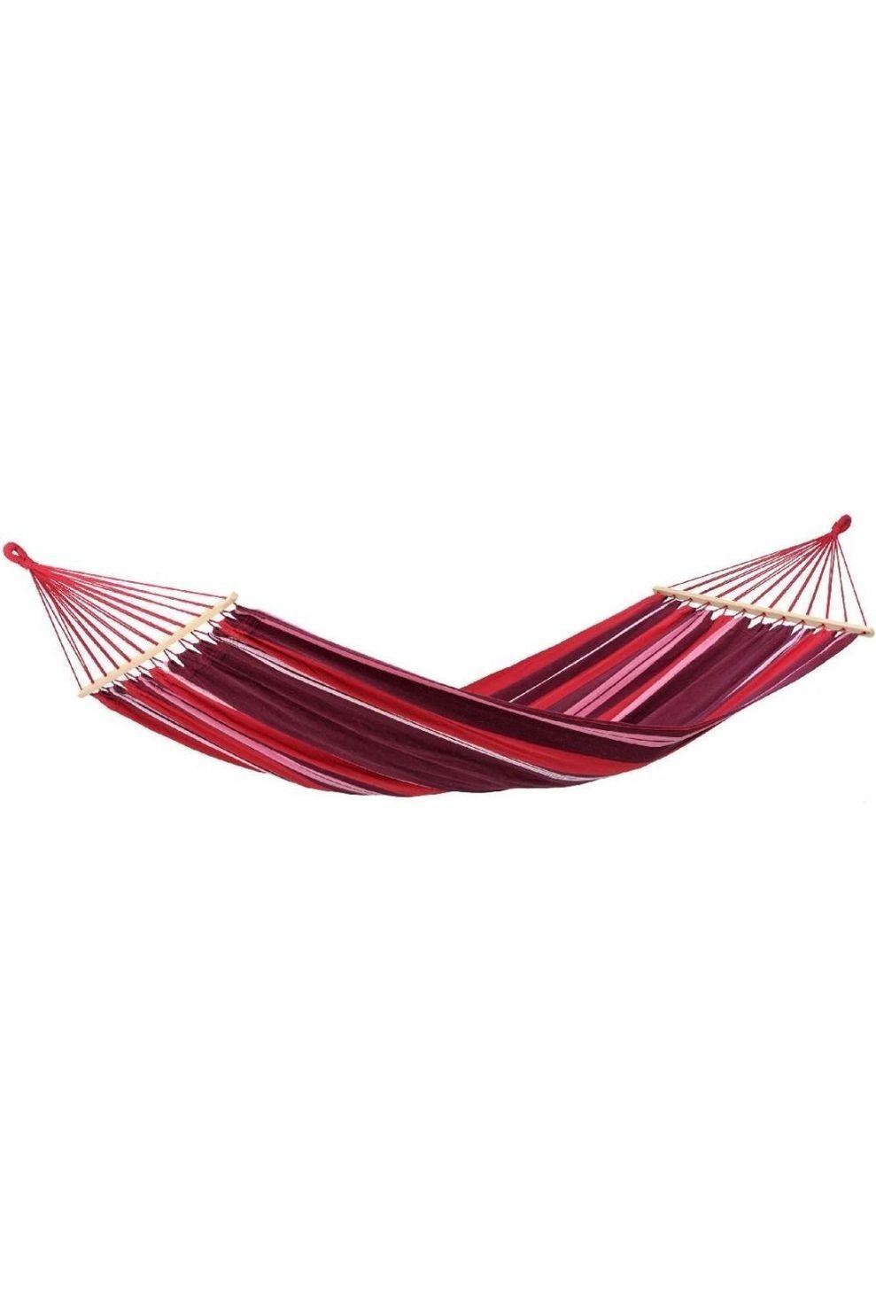 Amazonas Hangmat Samba - Rood/Roze