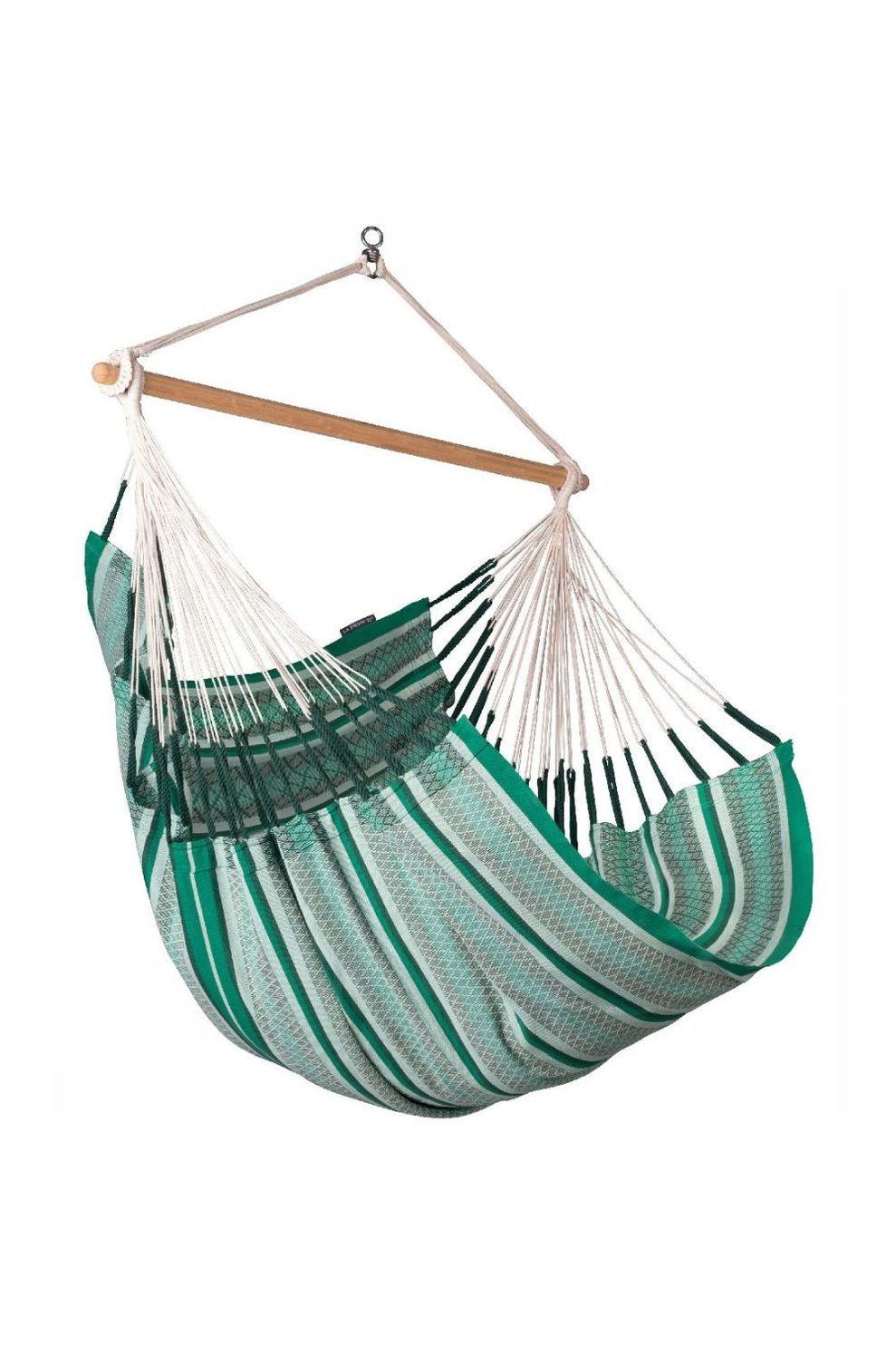 La Siesta Hangmat Habana Hammock Chair - Groen/ Gemengd