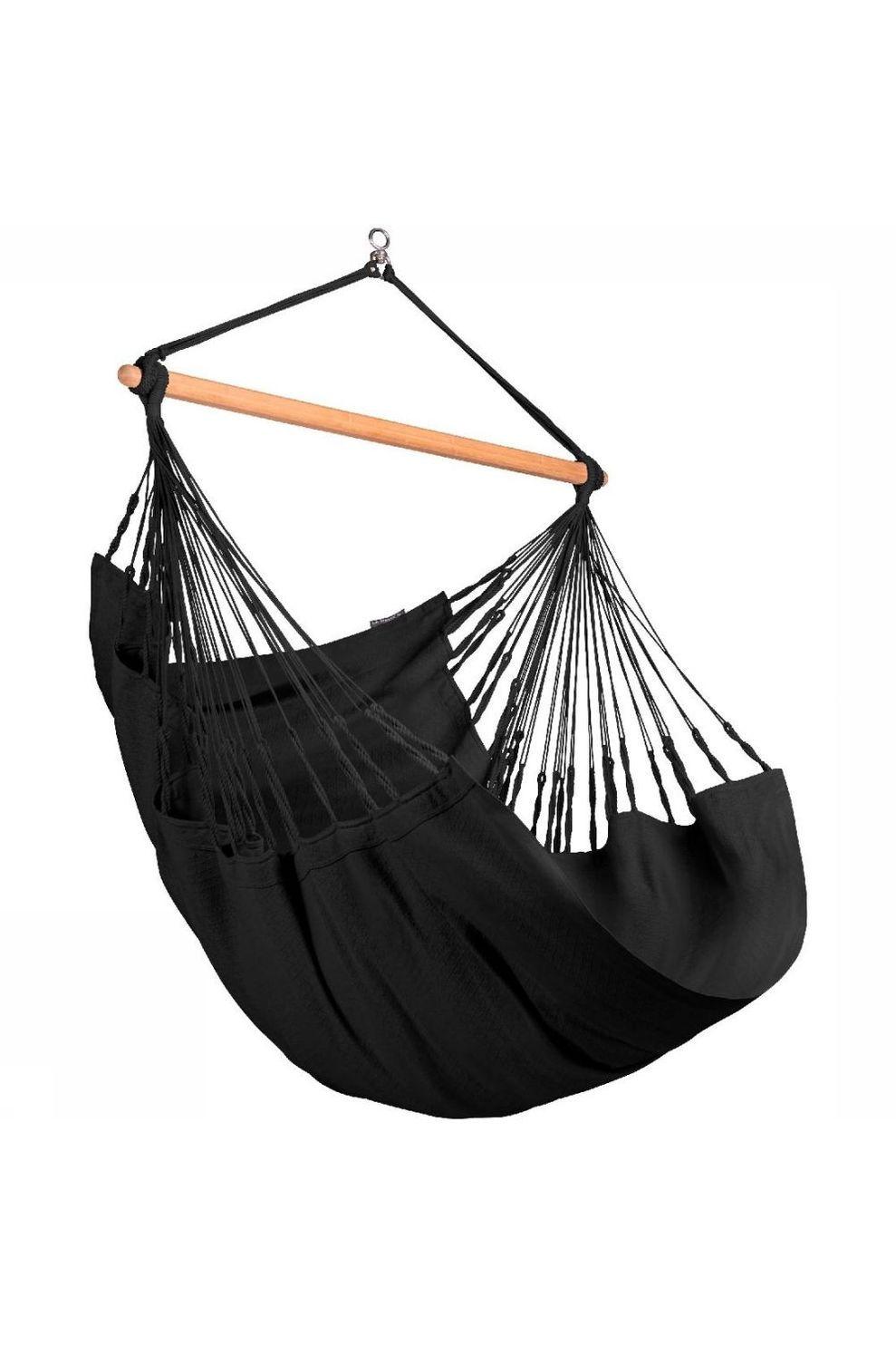 La Siesta Hangmat Habana Hammock Chair - Zwart