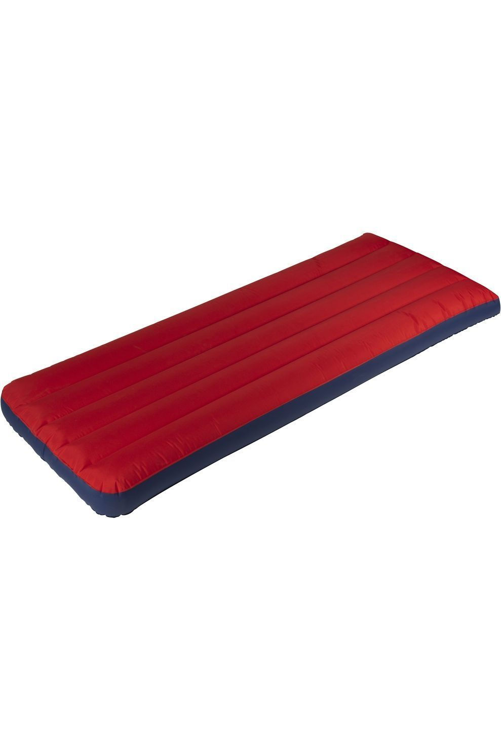 Bo-Camp Luchtbed Classic 1-Persoons - Blauw/Rood