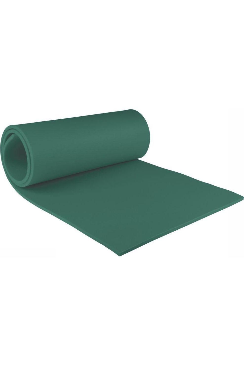 Bo-Camp Slaapmat Schuimmat 180 X 50 X 1,2 Cm - Groen