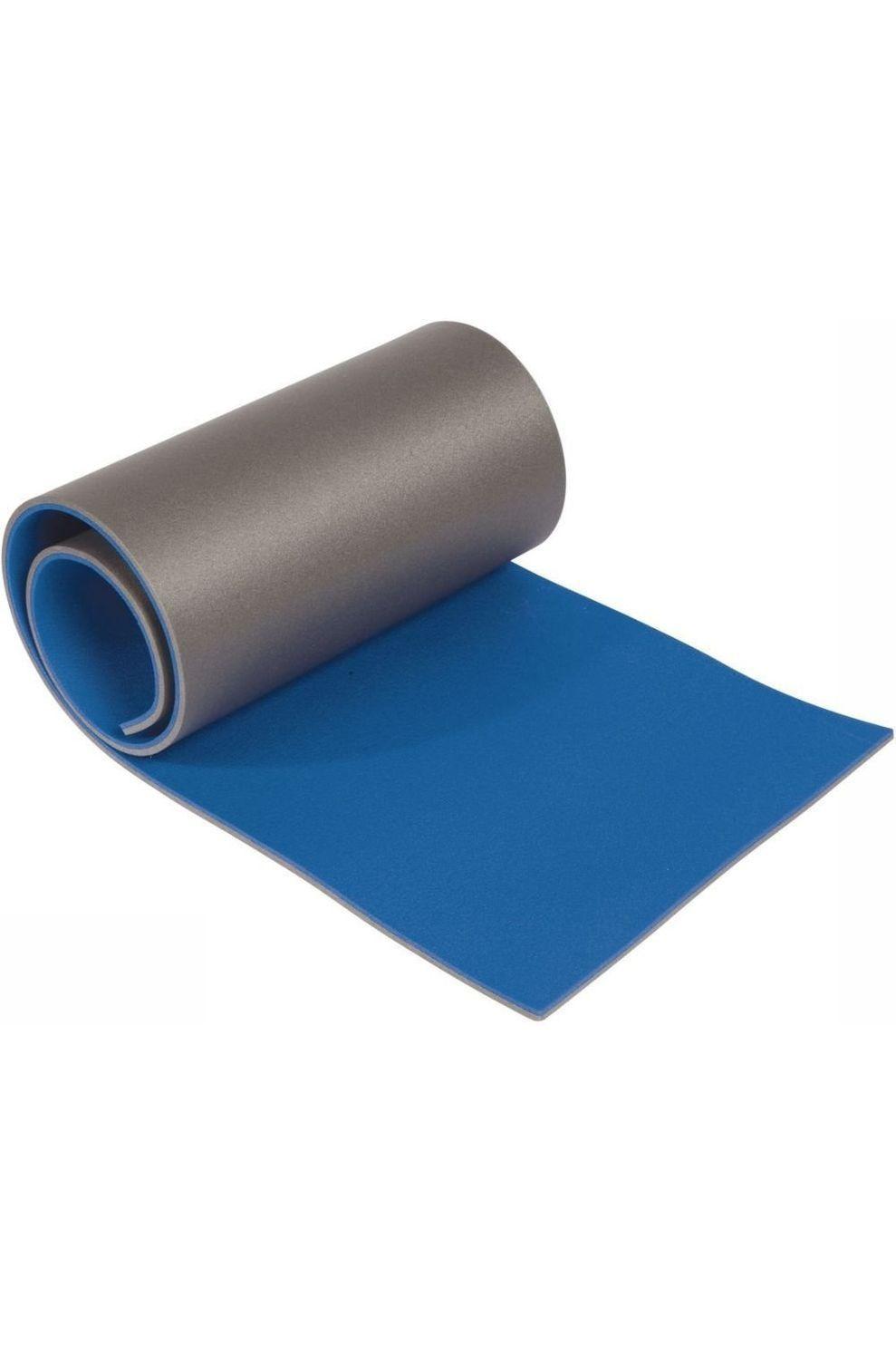 Bo-Camp Slaapmat Schuimmat 180 X 50 X 1,2 Cm - Blauw/Grijs