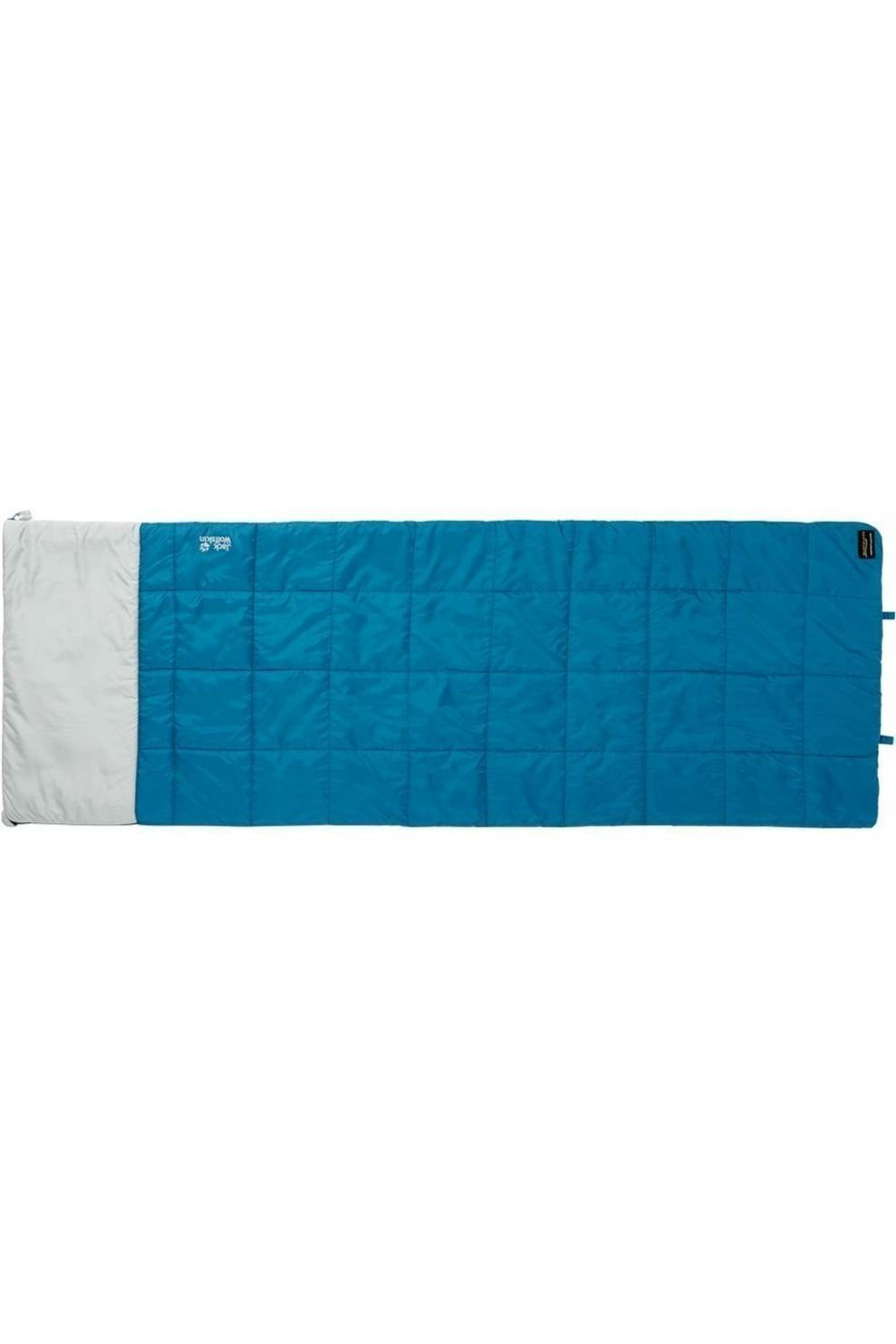 Jack Wolfskin Slaapzak 4 In 1 Blanket - Blauw