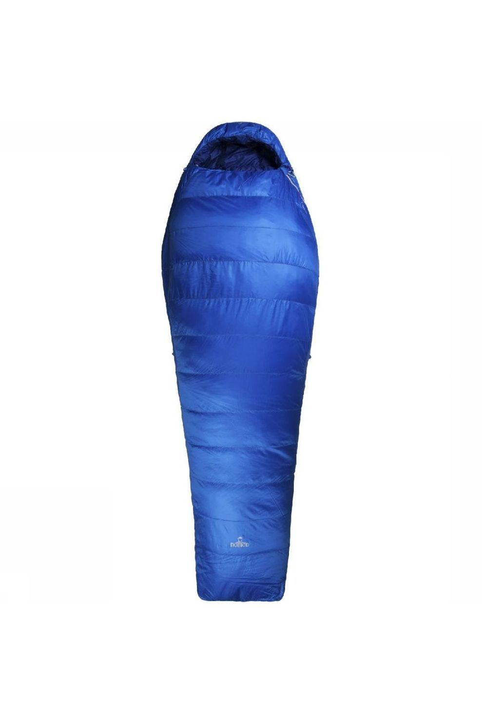 Nomad Slaapzak Pegasus Comfort 550 - Blauw - Maten: LEFT, RIGHT