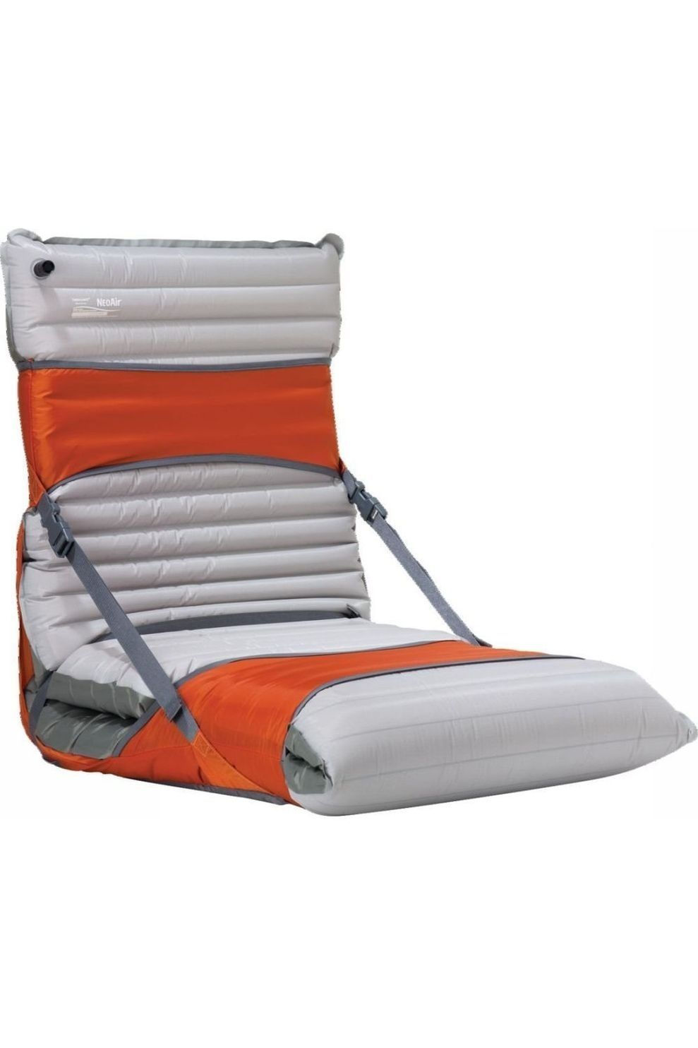 Therm-a-Rest Stoeltje Trekker Chair 20 - Rood/Grijs
