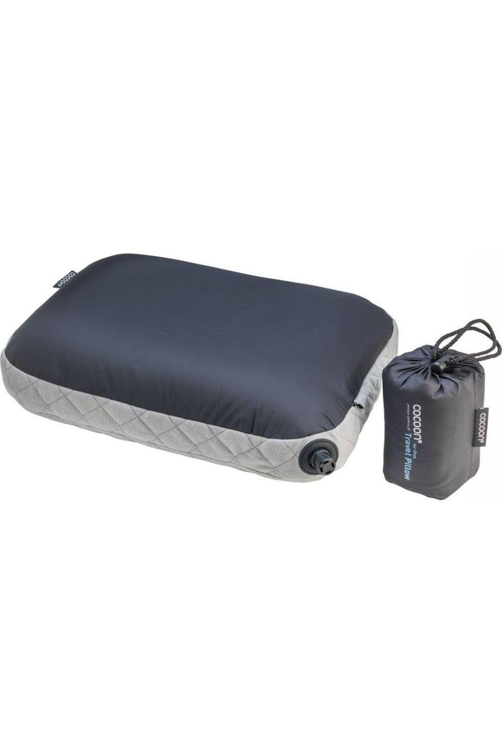 Cocoon Kussen Air Core Pillow - Zwart/Grijs