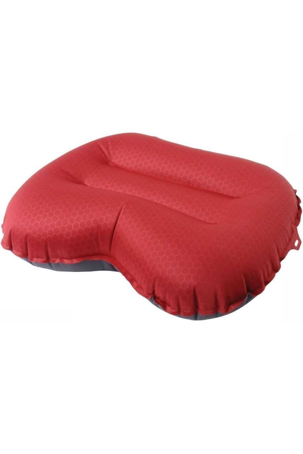Exped Kussen Air M - Rood/Grijs