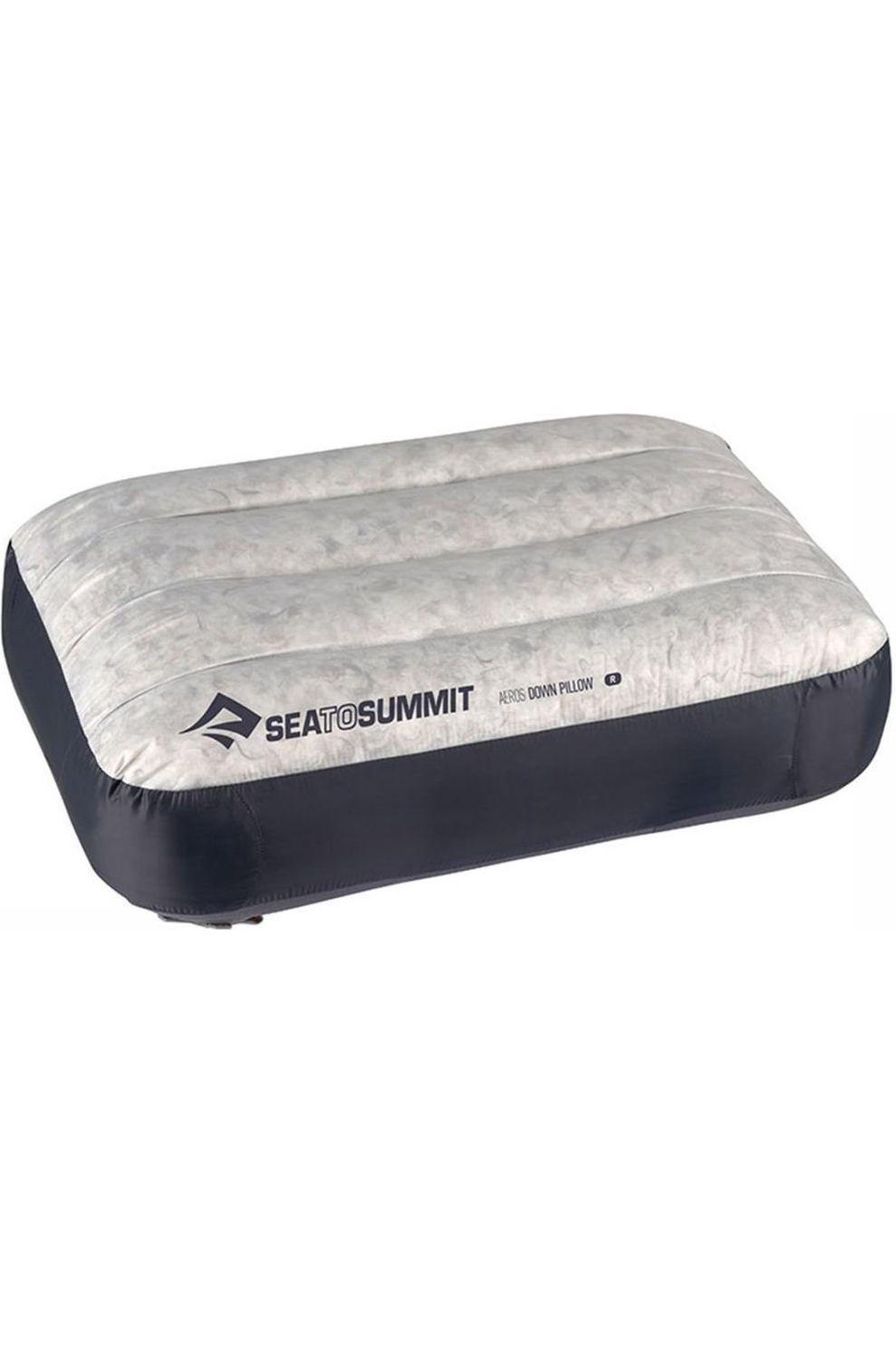 Sea To Summit Kussen Aeros Down Pillow Large - Grijs