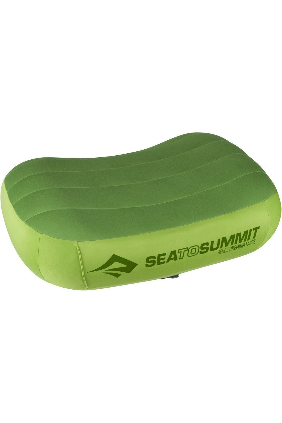Sea To Summit Kussen Aeros Premium Pillow Large - Limoen Groen