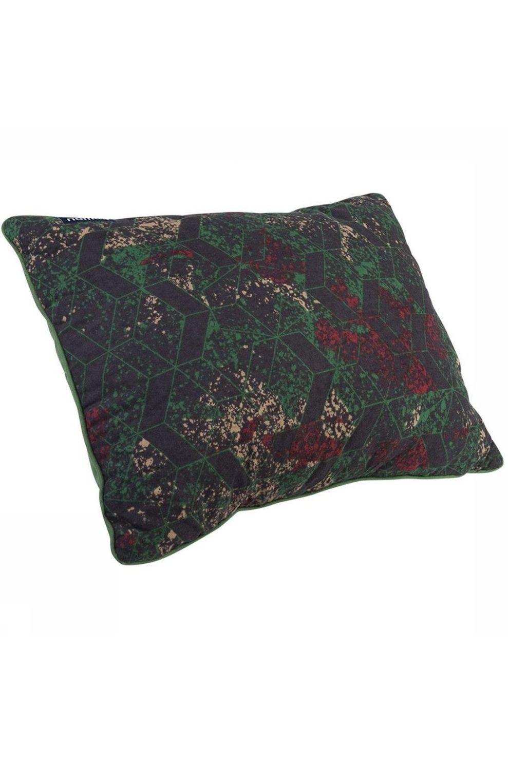 Nomad Kussen Travel Pillow - Groen/ Gemengd