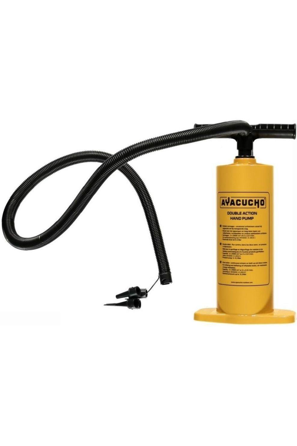 Ayacucho Pomp Double Action Pump - - Transparant