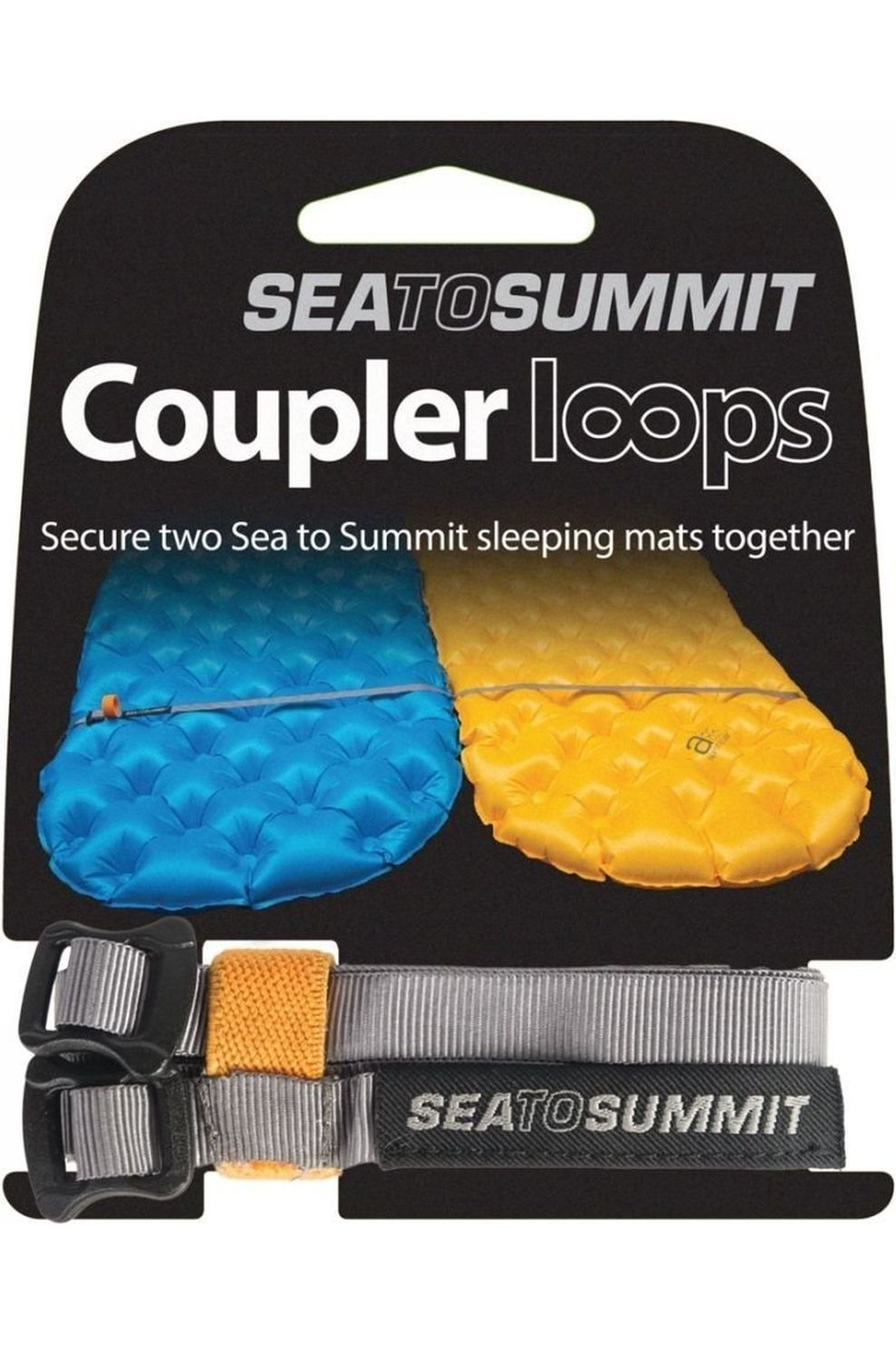 Sea To Summit Diverse Mat Coupler Kit Loops - / Transparant