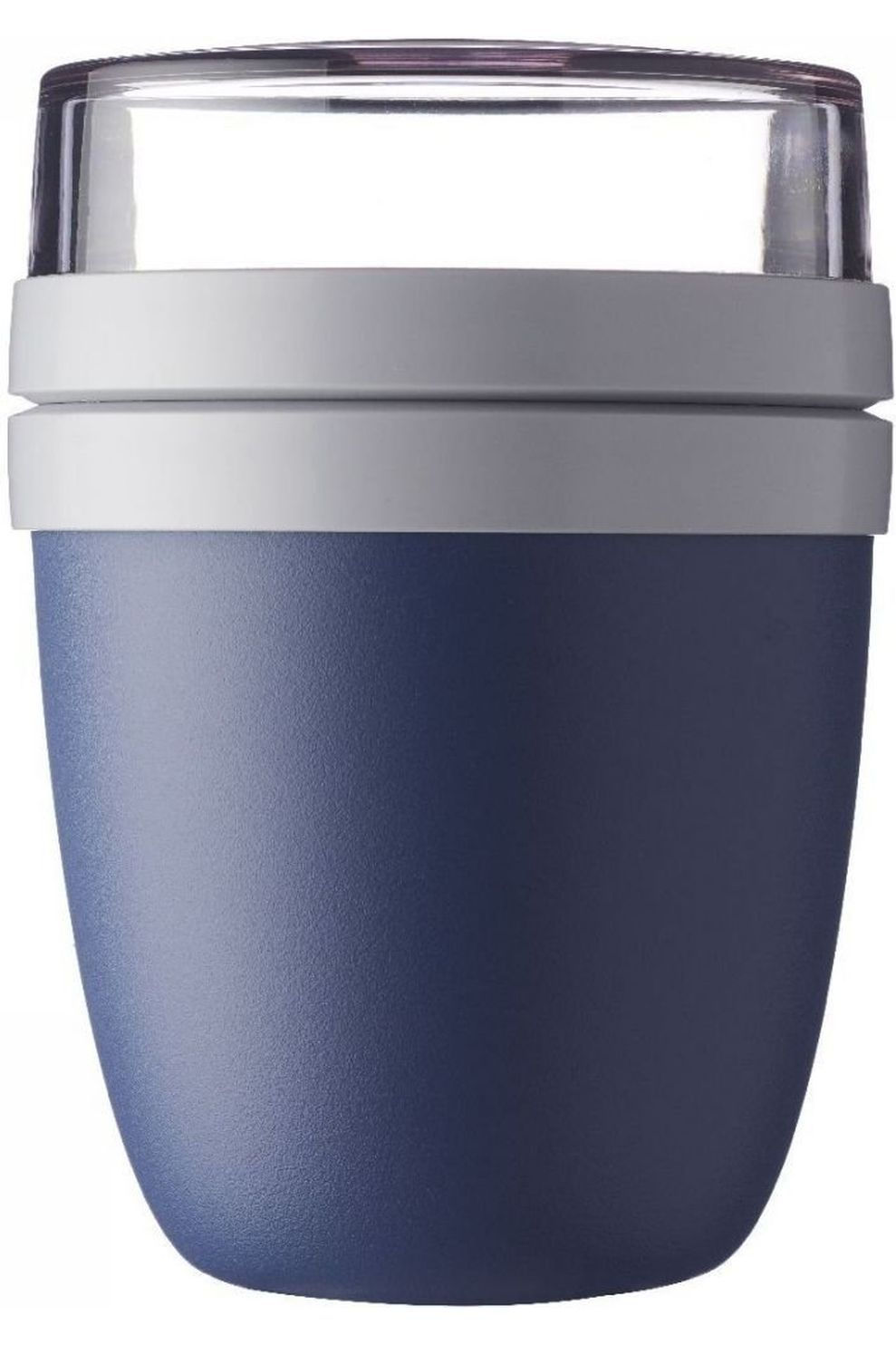 Mepal Voorraadpot Lunchpot Ellipse - Blauw