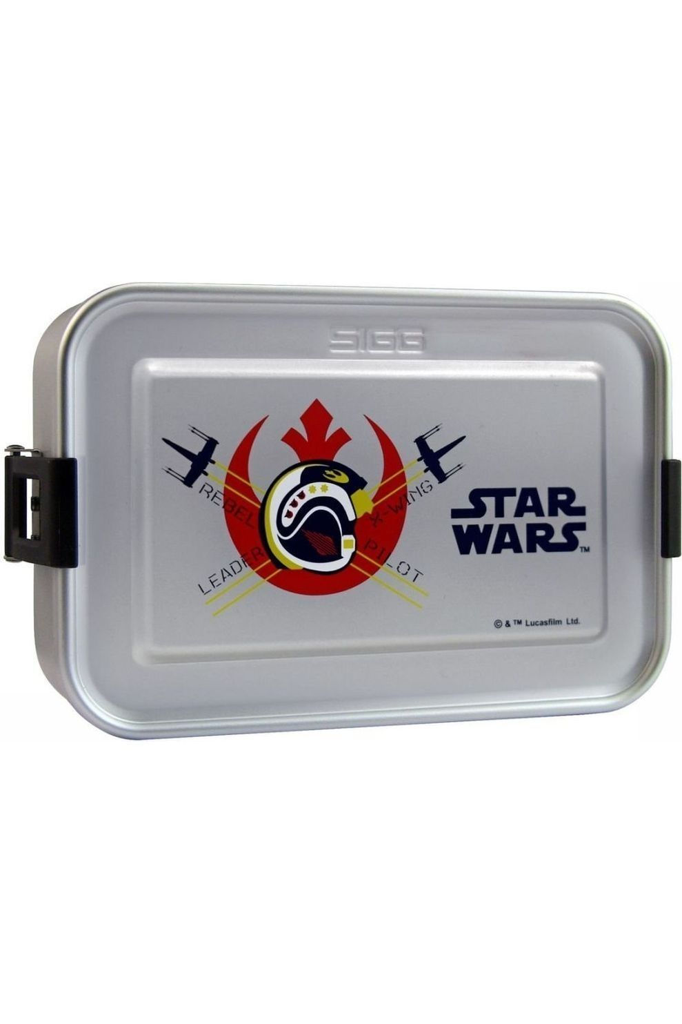Sigg Voorraadpot Metal Box PLus S Star Wars - Grijs/ Gemengd