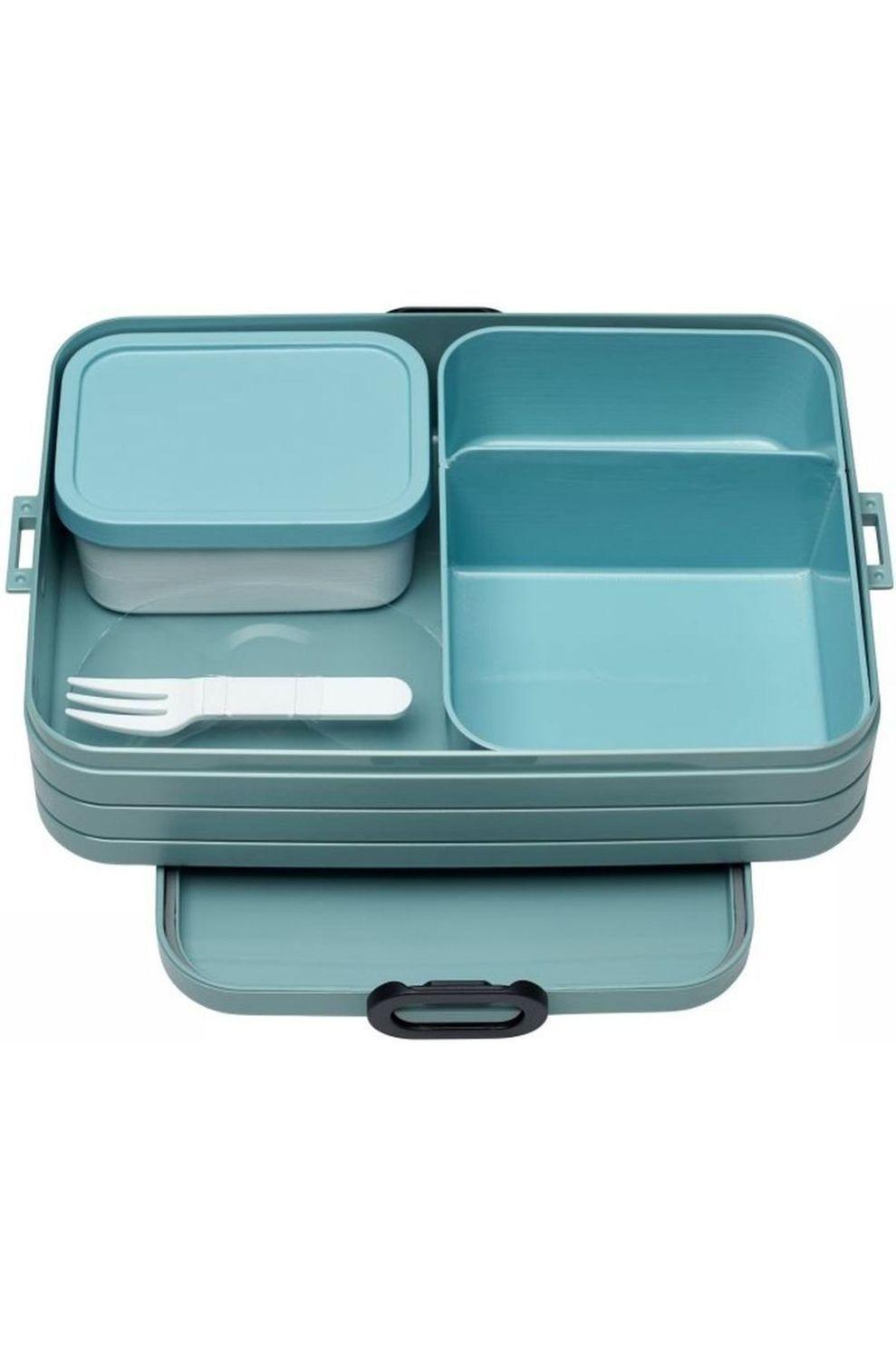 Mepal Voorraadpot Lunchbox Take A Break Bento Large - Blauw